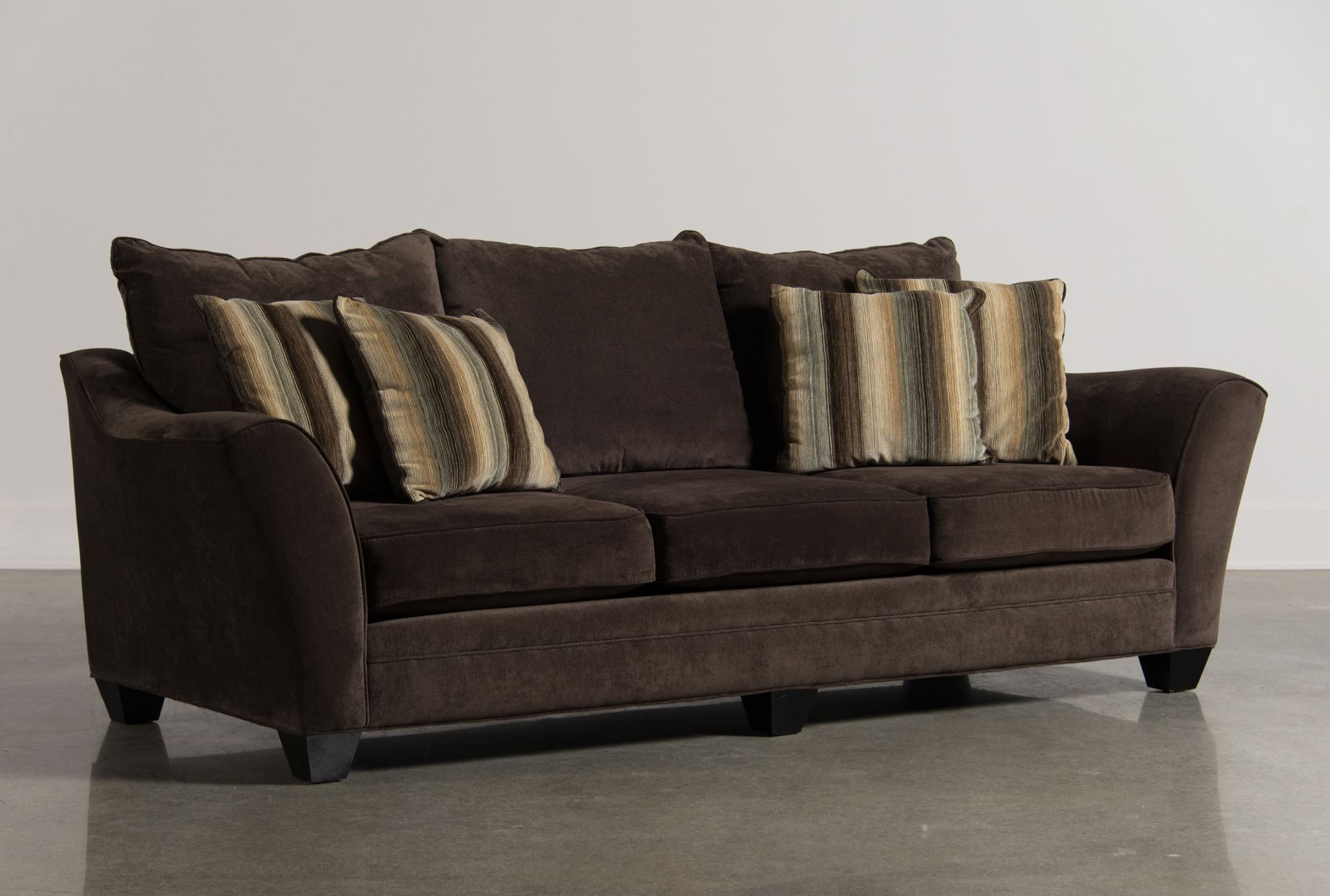 Belleview Slate Sofa Living Spaces One Of The Most Comfortable