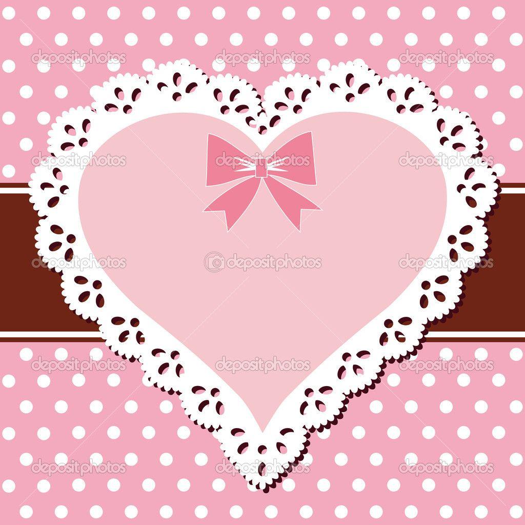 Cora o la o rosa ilustra o stock 5273219 festa for Papel decorado rosa