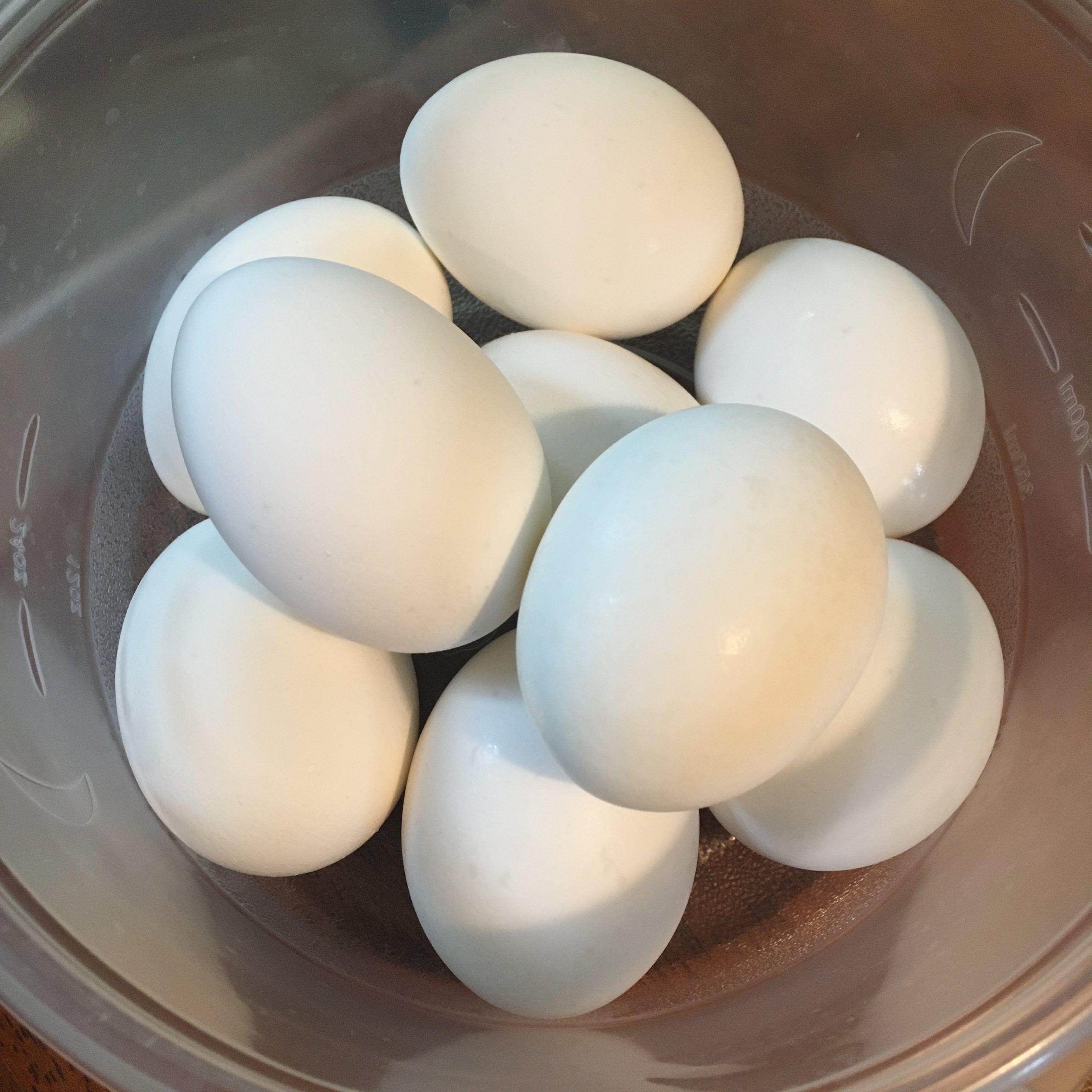Easy to Peel Hard Boiled Eggs - Everyday Wellness