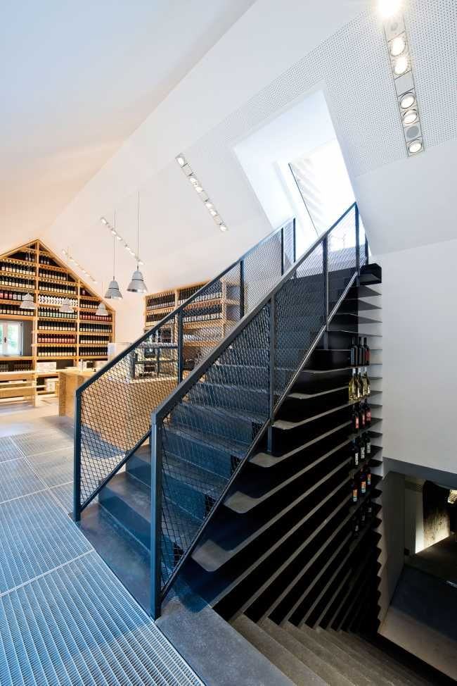 Keď sa víno degustuje na streche pivnice   Realizácie   Architektúra…