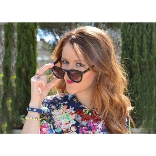 New post up #ArtyFlowers Look!! Happy saturday!!  Nuevo post online!! Feliz sábado a todos!! http://www.theprincessinblack.com #fashionblog #lookoftheday #lookbook #outfit #itgirl #toppic #instagrampic #bestpic #streetstyle #beauty #happy #followme #havefun #instagramlikes #blogger #blog #blogmoda #glamour