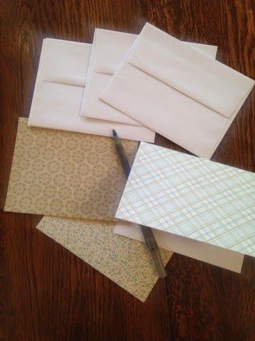 Musings Made By Mandy: The Art of Letter Writing