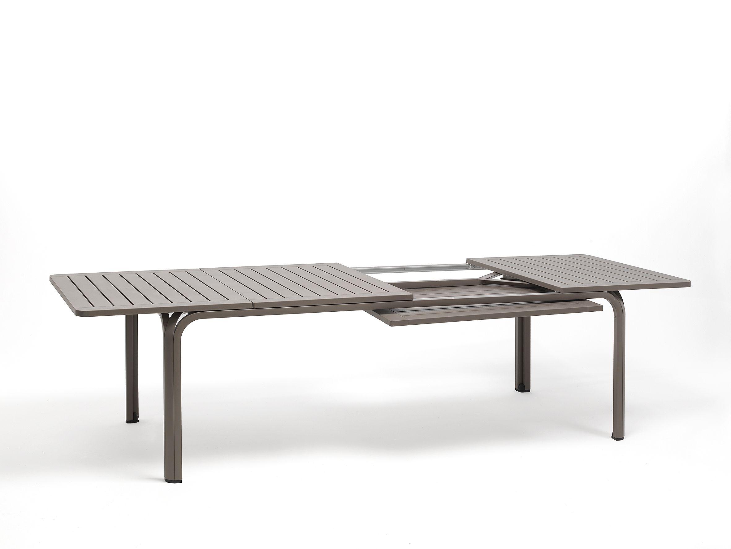 Nardi Alloro 210 280cm Extension Table Open Partial Extendable