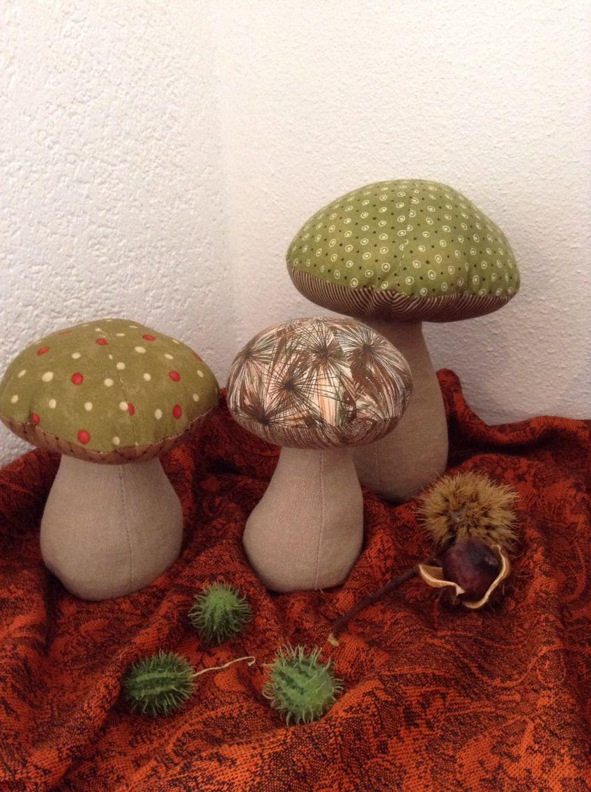 Stoff-Pilze
