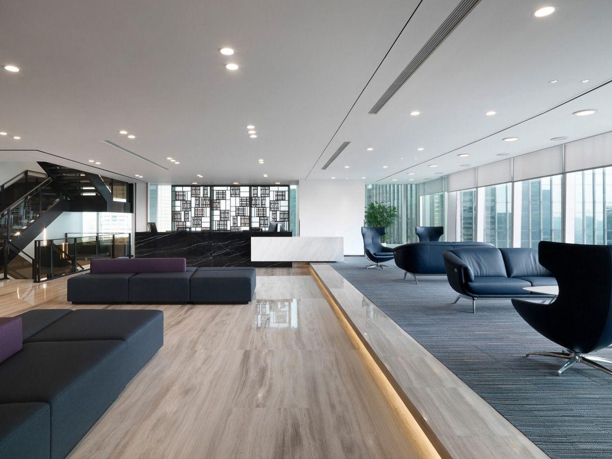 Office Tour Kpmg Offices Shanghai Office Interior Design Office Interiors Interior Design