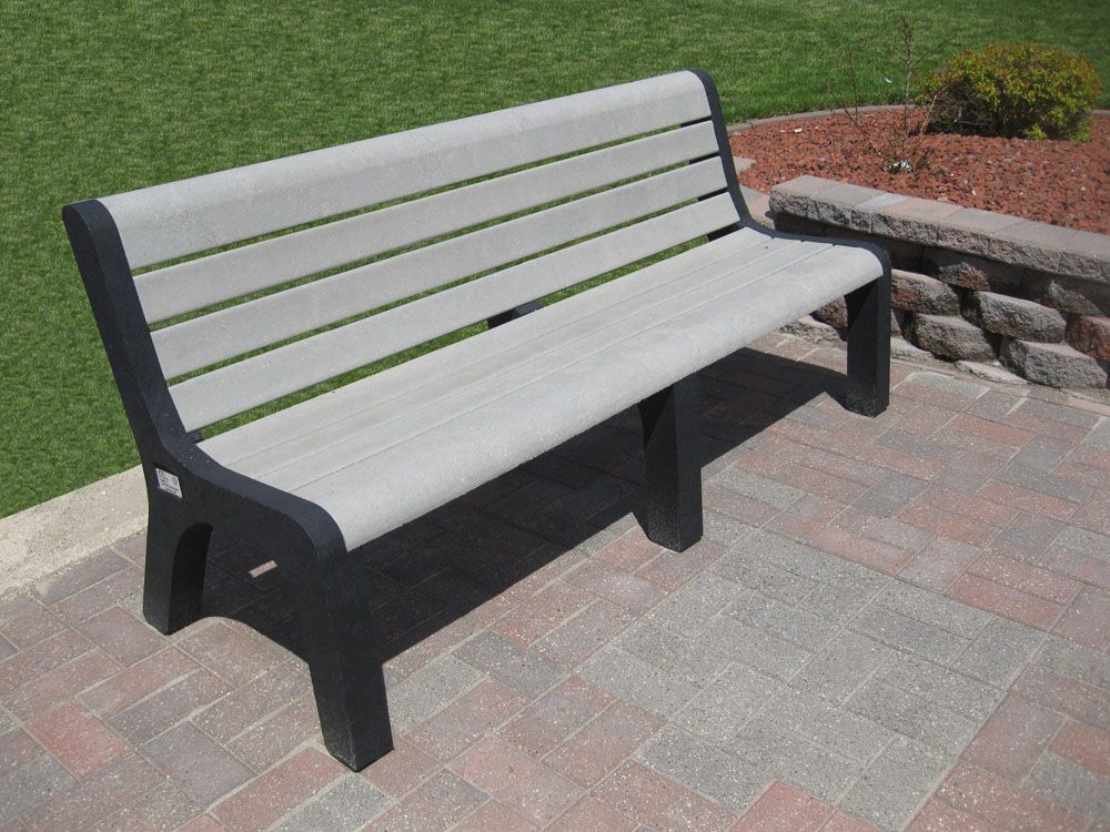Best 60 Reference Of Garden Bench Seat Recycled Plastic In 2020 Garden Bench Seating Park Bench Ideas Park Bench