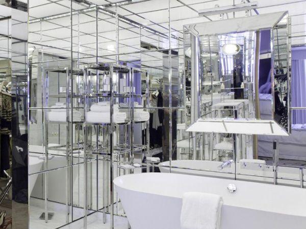Philippe Starck Revisite Le Royal Monceau  Les Salles De Bain La