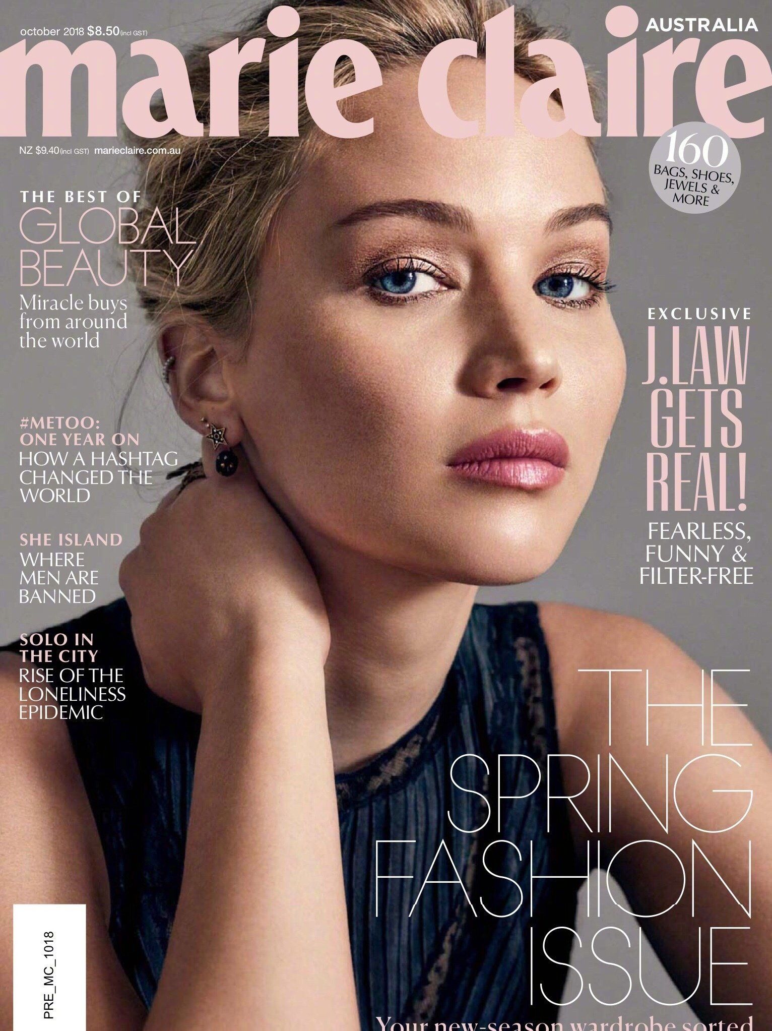 It's Britney Meet Marie Claire's October issue cover star recommendations