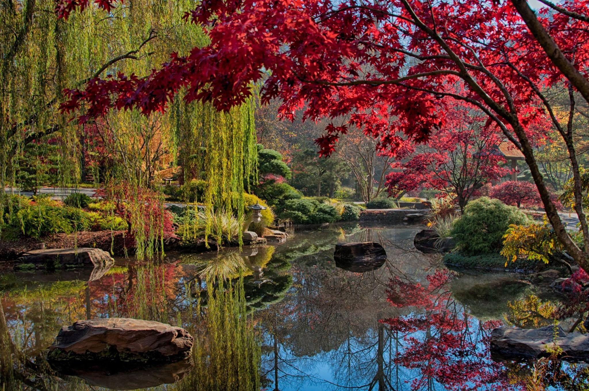 Gibbs Garden, Atlanta Atlanta botanical garden, Organic