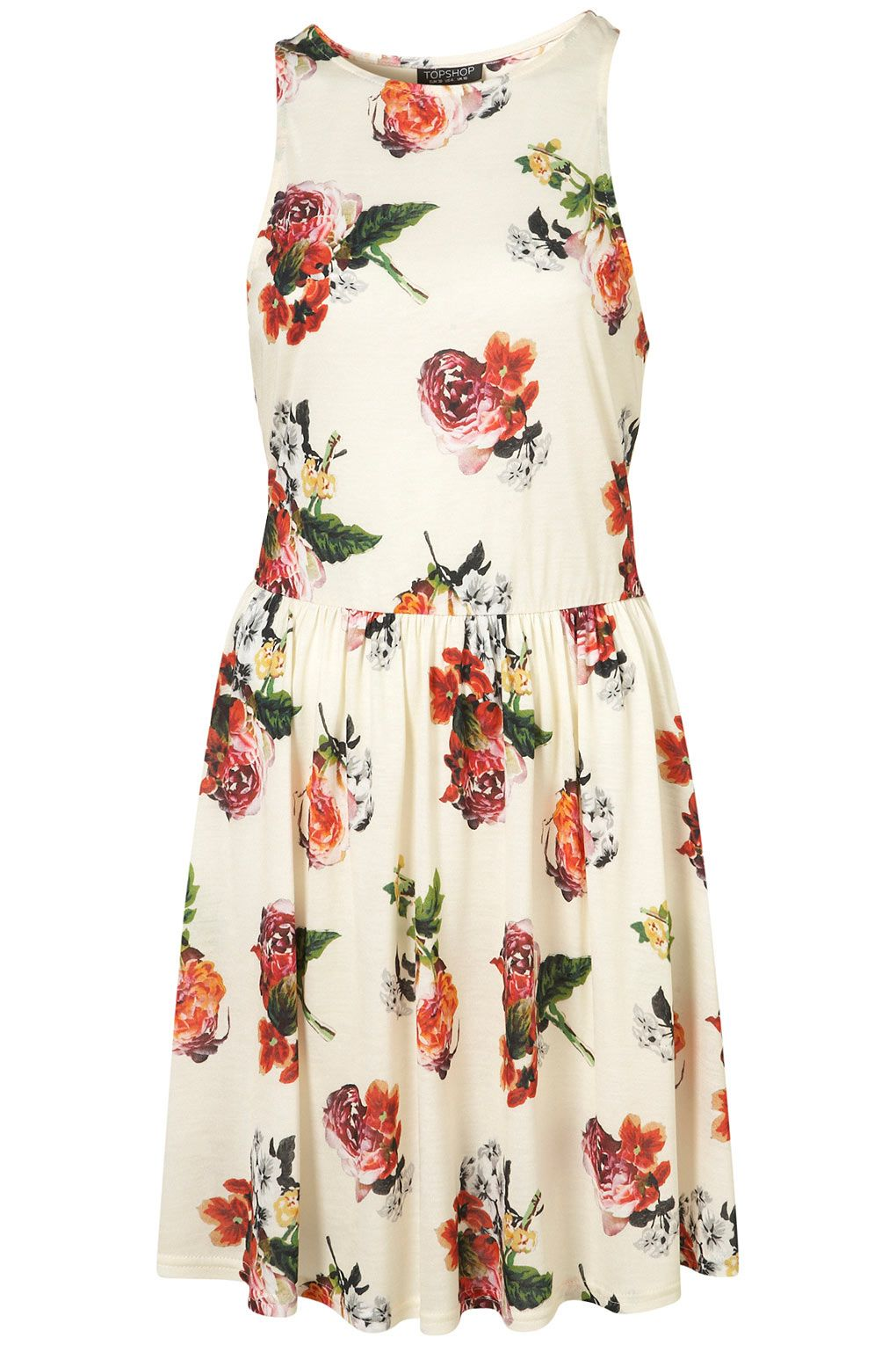 Rosey Posey Georgia Dress