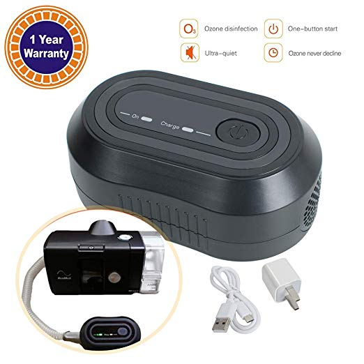 Portable Mini CPAP Cleaner Disinfector for