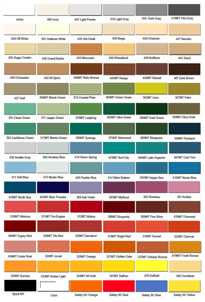 Mono Epoxy Color Chart Boats In 2019 Pinterest Paint Colors