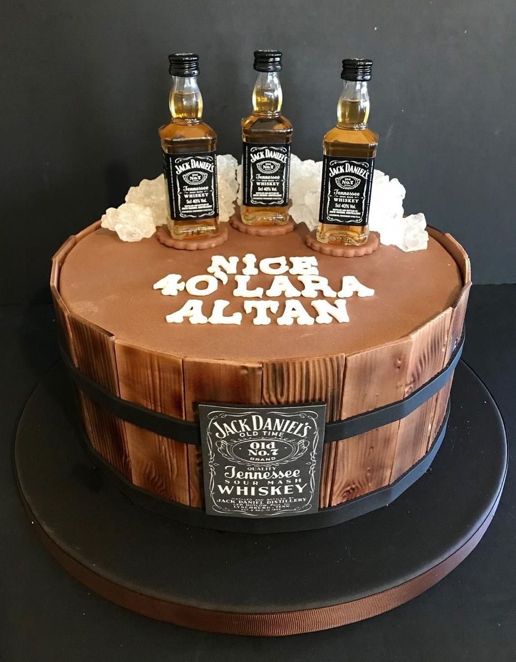 36 whiskey birthday cake design ideas for 2020people also