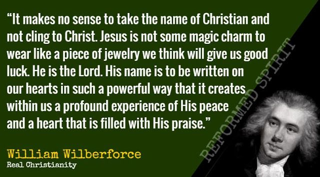 William Wilberforce (24 August 1759