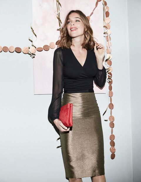 Pencil Skirt for a Party
