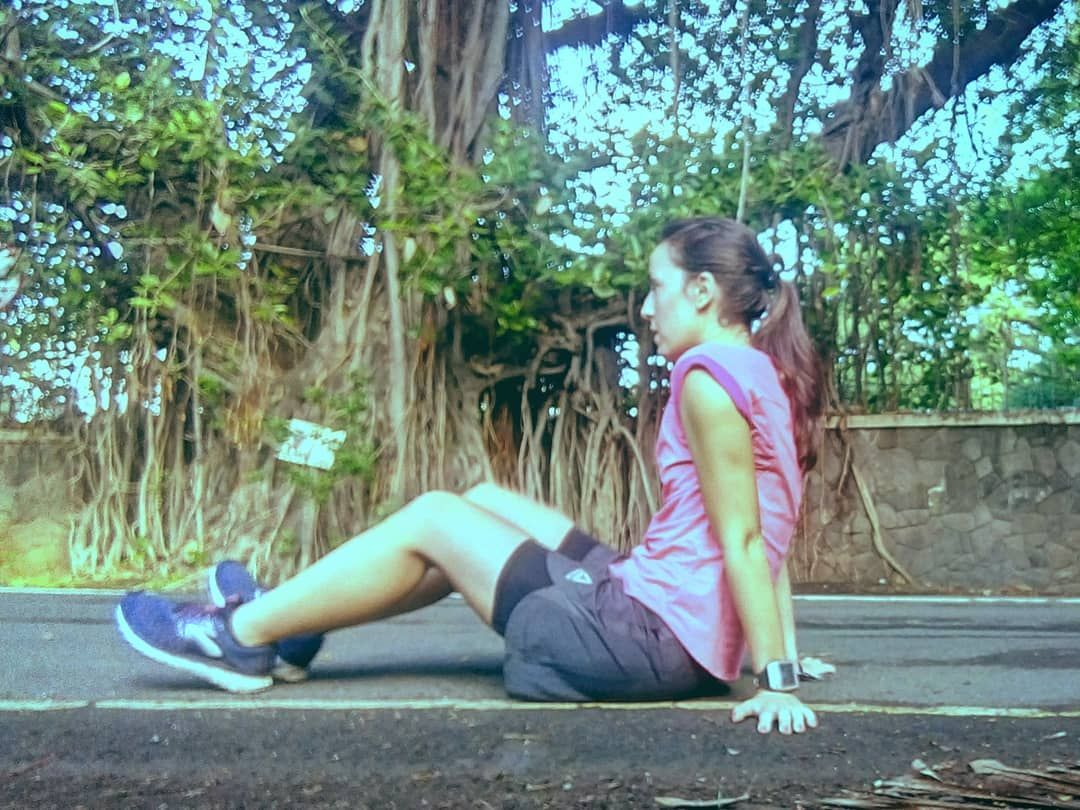 #sports #runhappy #running #stretching #triathlete #trihard #healthylifest...