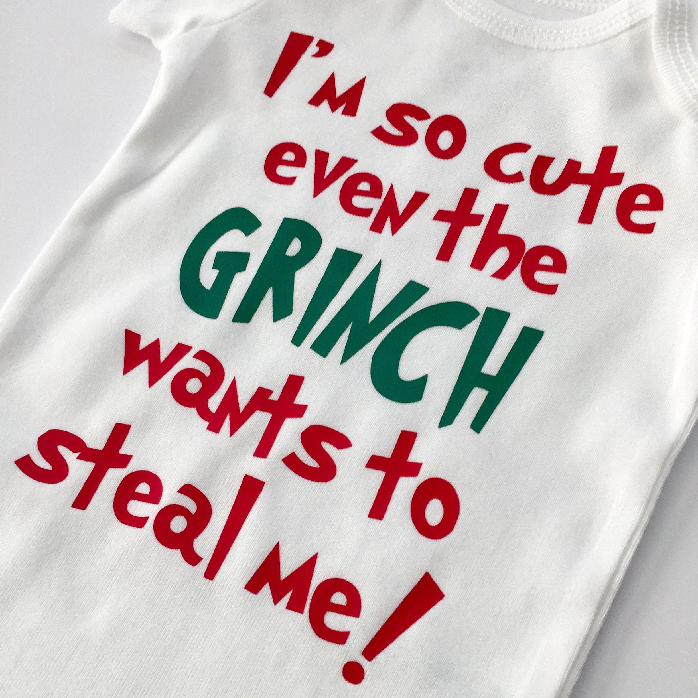 www.etsy.com/shop/Twoisbetterboutique #christmasonesies  #holidaybabygifts #cutebabyshowergifts