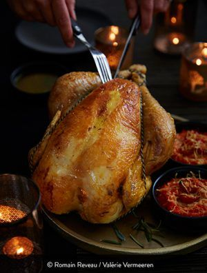 Cuisson D Un Chapon : cuisson, chapon, Recette, Chapon, Façon, Rôti, Four|, SEVER, Recettes, Cuisine,, Chapon,