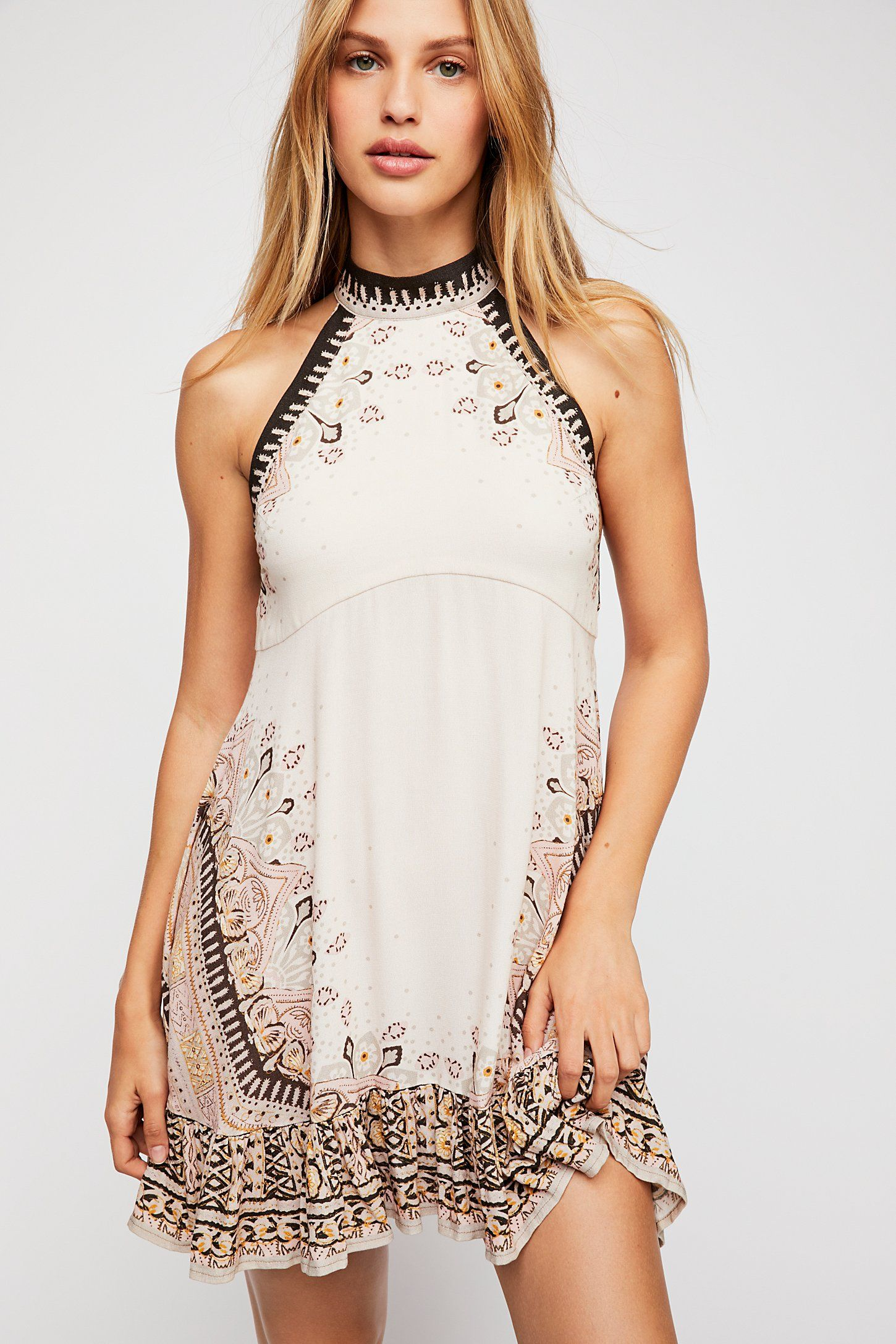 Steal The Sun Printed Tunic | Free People | Pinterest | Free people ...