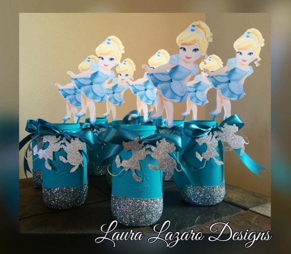 Cinderella Centerpieces Ideas by Laura Lazaro Designs.  IG page, https://www.instagram.com/laurajlazaro/