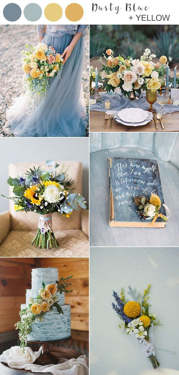 Top 10 Wedding Color Ideas for Spring/Summer 2020 - EmmaLovesWeddings