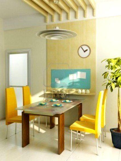Mesas para comedores pequeños | Hogar | Pinterest | Mesas para ...