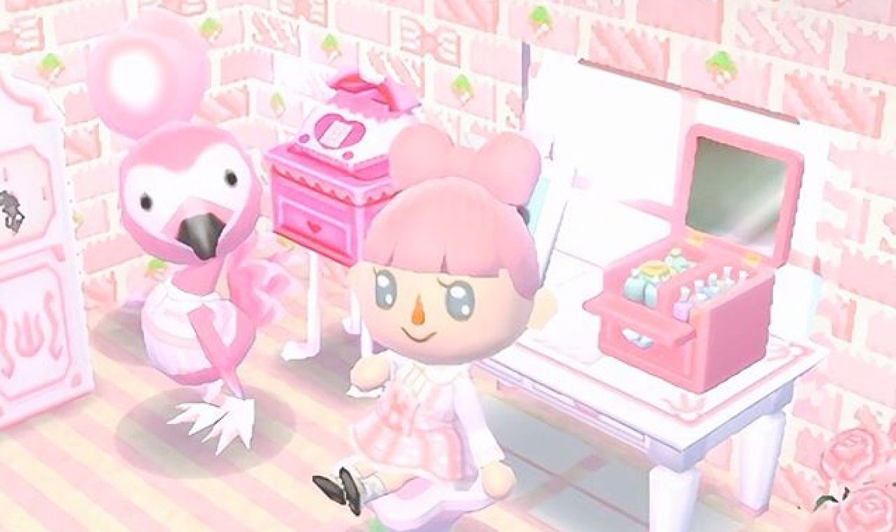 Pin by princesspinkcrossing on ♡Pink animal crossing ...