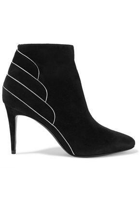 Pierre Hardy Suede heel boots YAxdqH8J