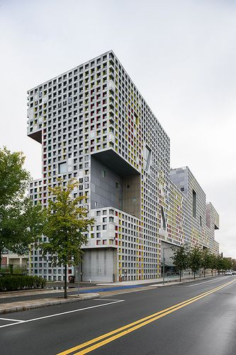Hartenberg Bochum kranhaus buildings in köln by architects btr bothe richter