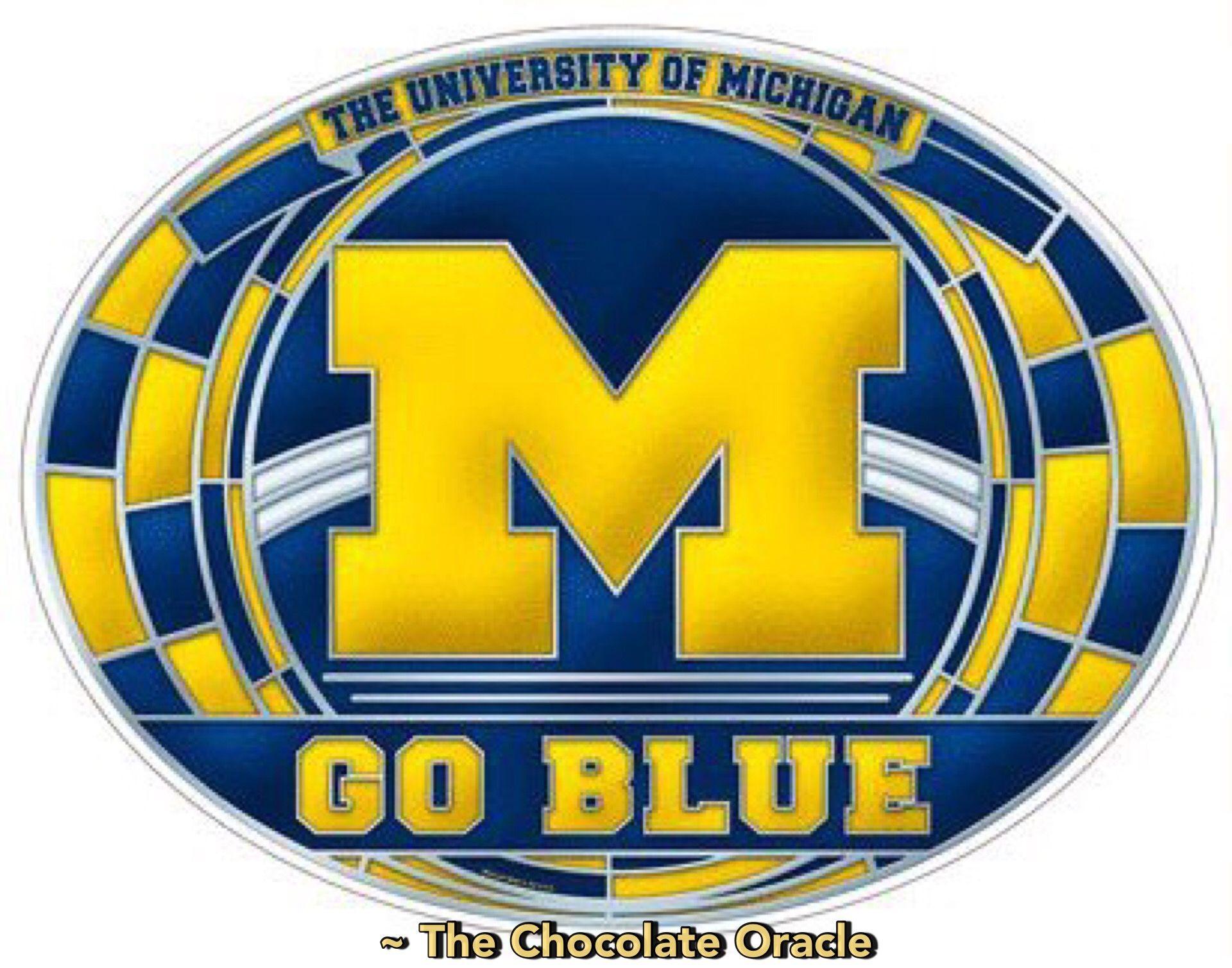 Pin By Ann Oakley On Go Blue Michigan Go Blue Go Blue Michigan Sports