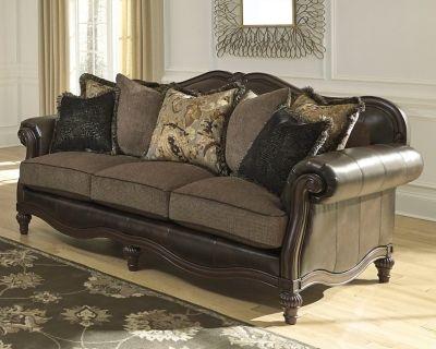Winnsboro Durablend Sofa By Ashley Homestore Vintage Ashley
