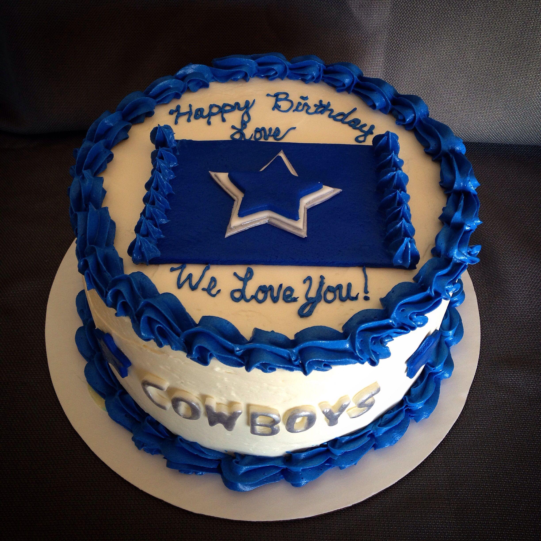 Dallas Cowboys Cake Mk My Cakes Pinterest Dallas Cowboys