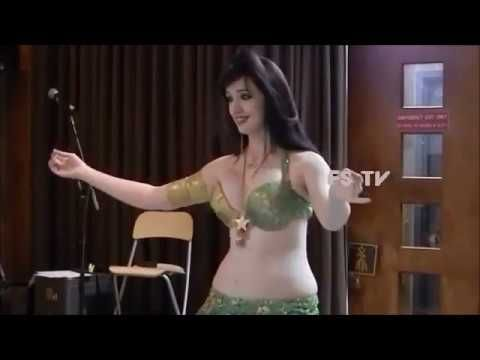 Hot sexy belly dance video