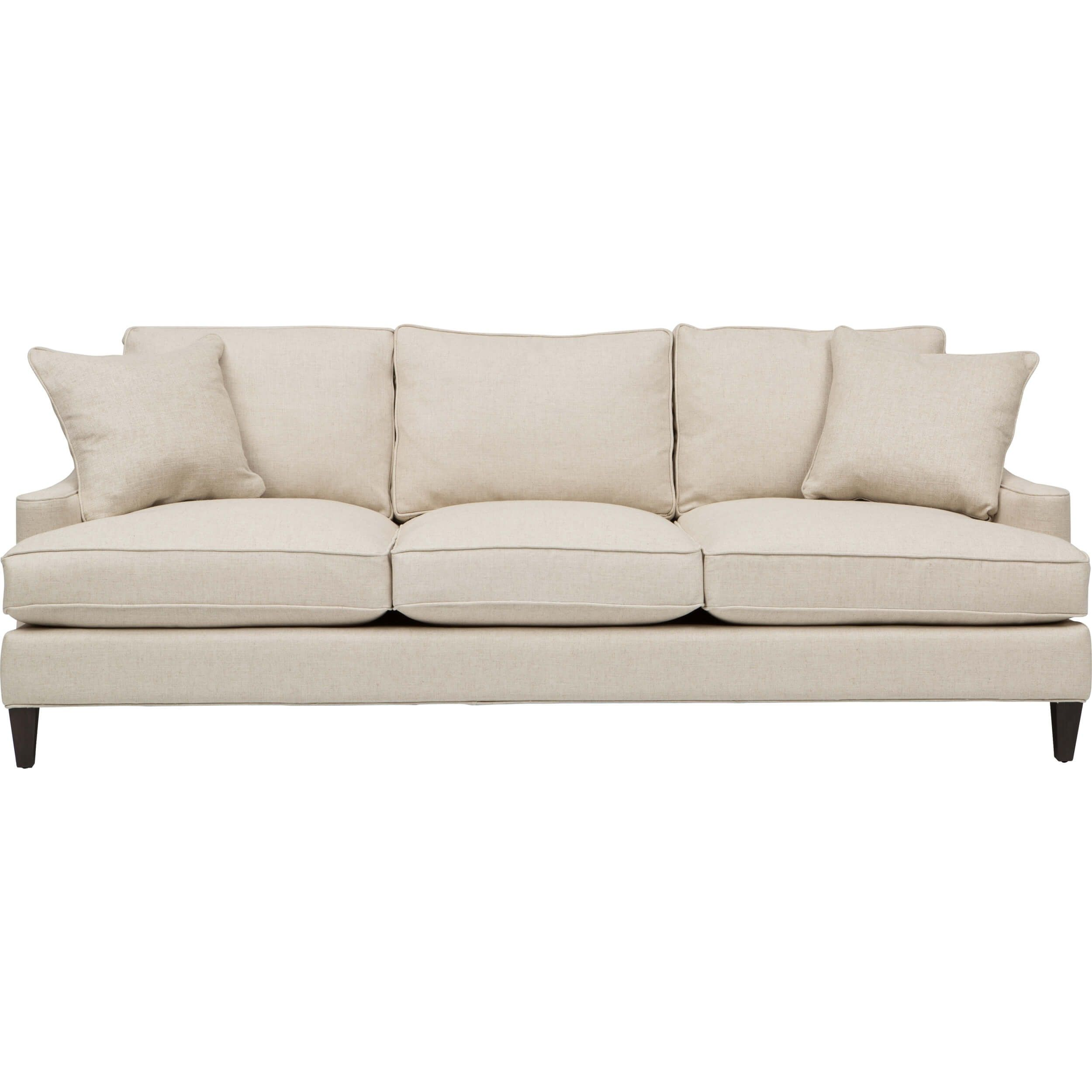 Jason Sofa Crevere Creme Fabric Sofas Furniture Sofa