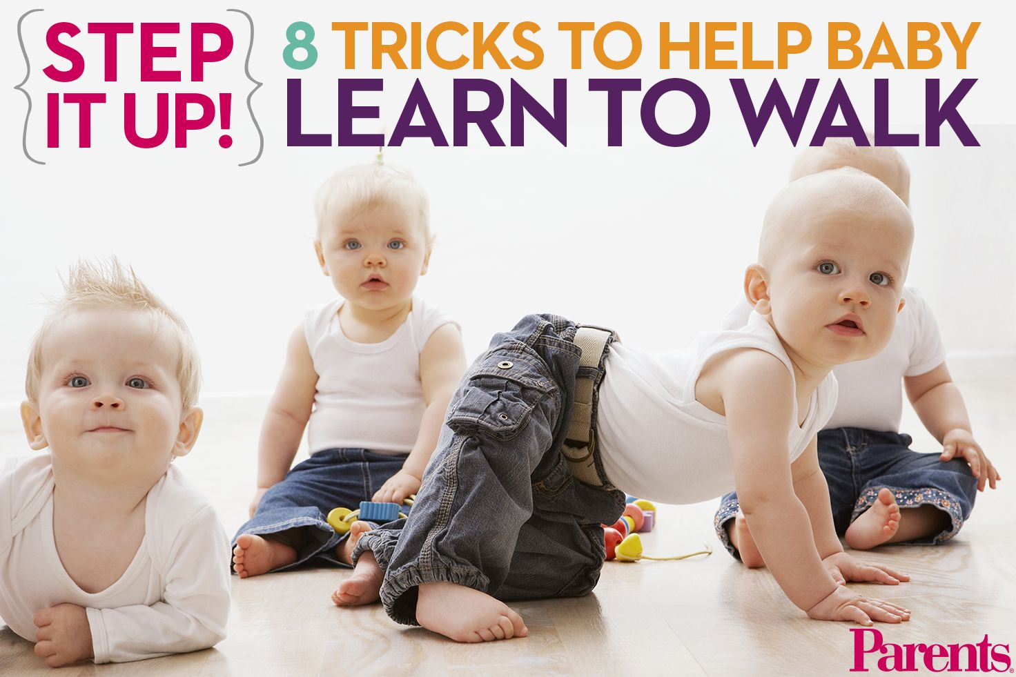 How to Teach a Baby to Crawl - wikiHow