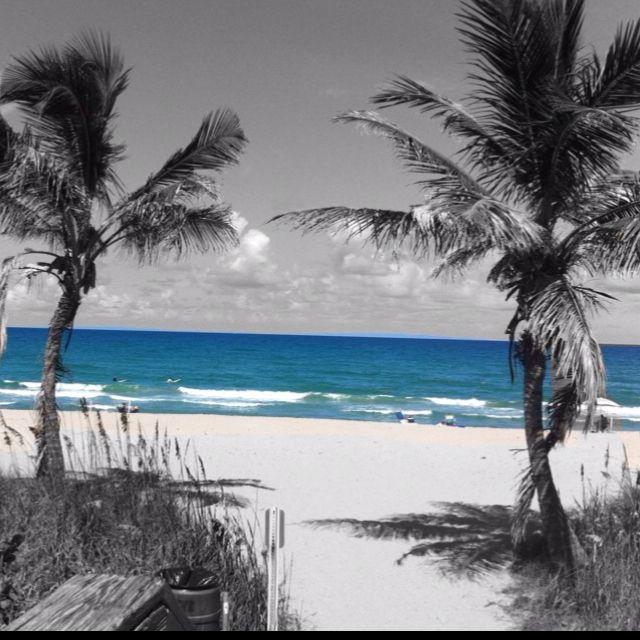 Jupiter Beach 2011