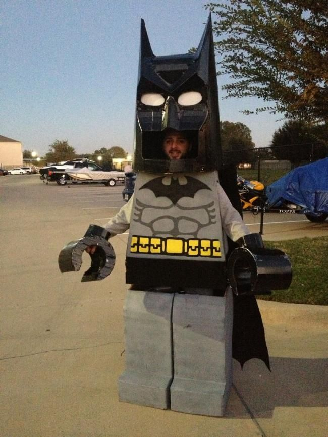 If you were sick of being regular old batman this is a fun costume idea for something else. Description from instructables.com. & If you were sick of being regular old batman this is a fun costume ...
