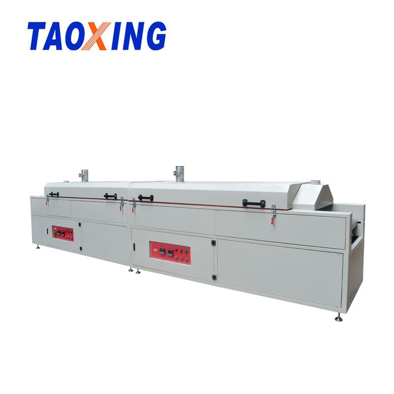 Fast Speed Ir Hot Drying Tunnel And Hot Air Drying Conveyor Buy Garment Ir Tunnel Dryer Wholesale Ir Hot Drying Tunnel Hot Air Dryer Product On Alibaba Com Conveyor Hot Air Drying Machine