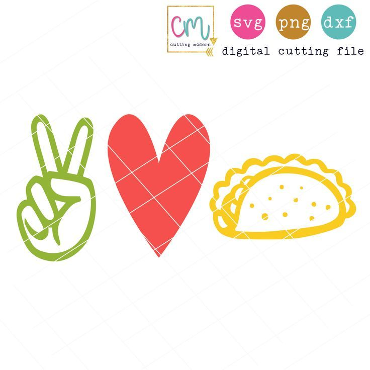 Download Taco Bundle in 2020 (With images) | Svg design, Silhouette ...