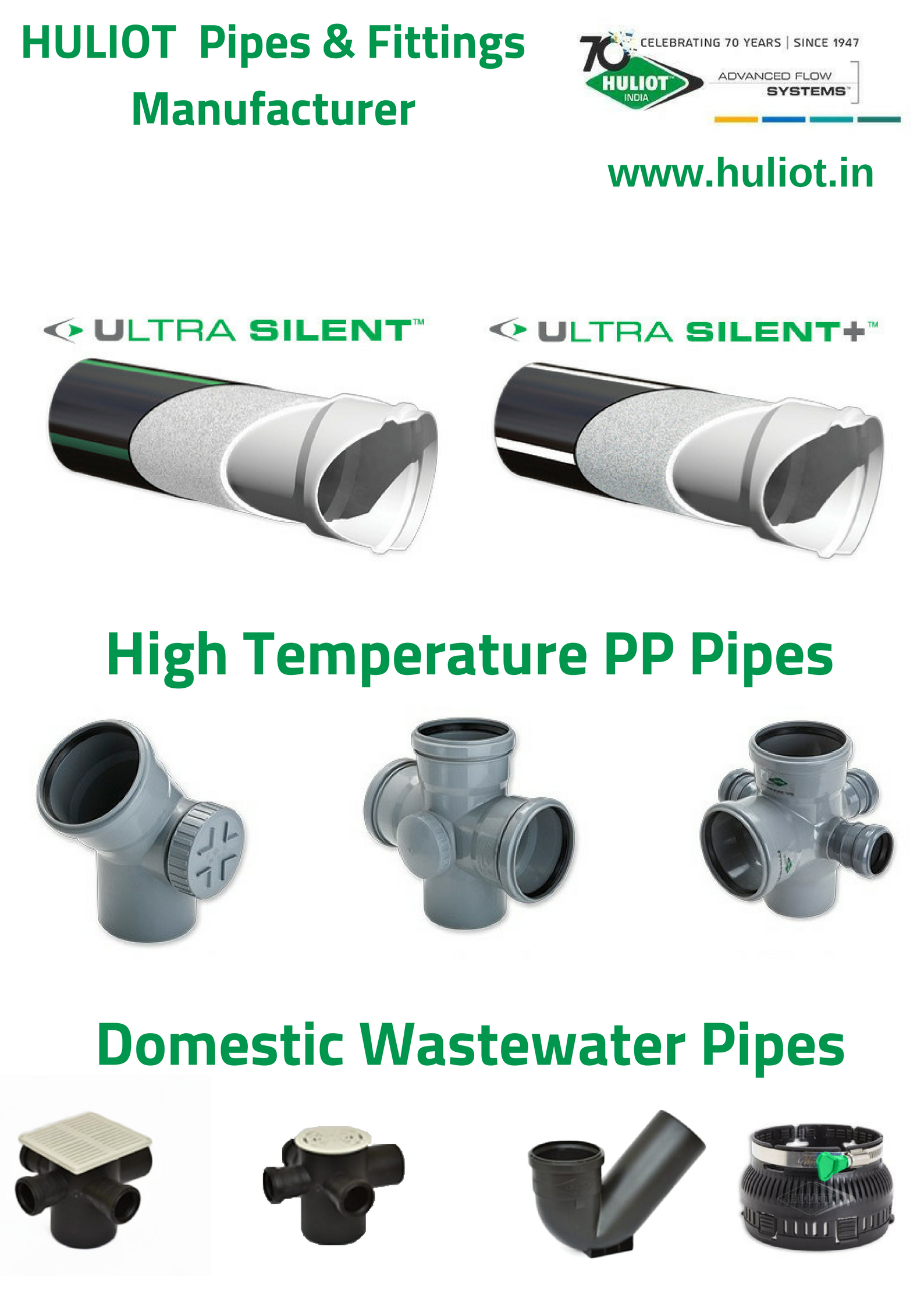 Pin On Huliot Pipes Fittings