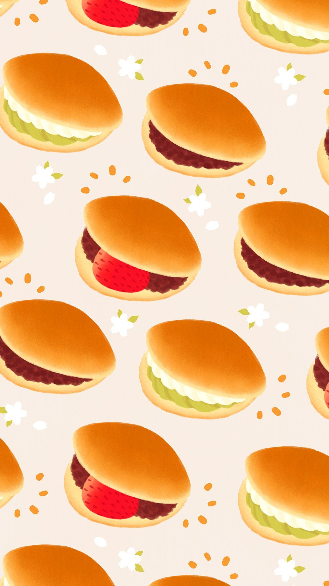 Omiyu みゆき In Food Illustrations Food Backgrounds Aesthetic Food