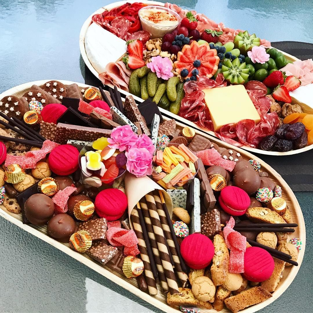 Birthday Gatherings Made Easy With Nibble And Graze Platters