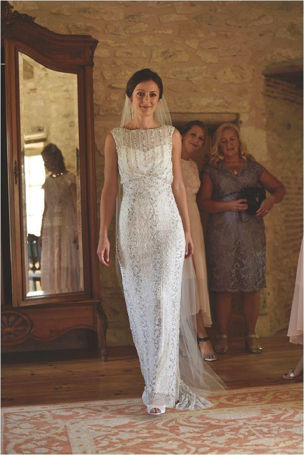 Phase Eight wedding dress | Image by Awardweddings