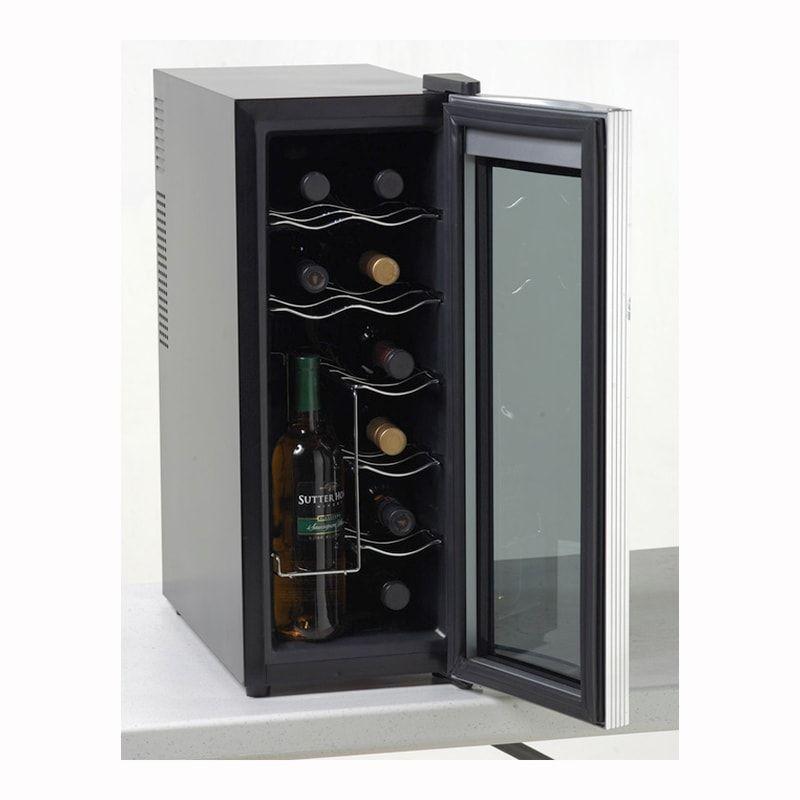 Avanti 12 Bottle Free Standing Wine Cooler Italian Wine Wine Wine Fridge