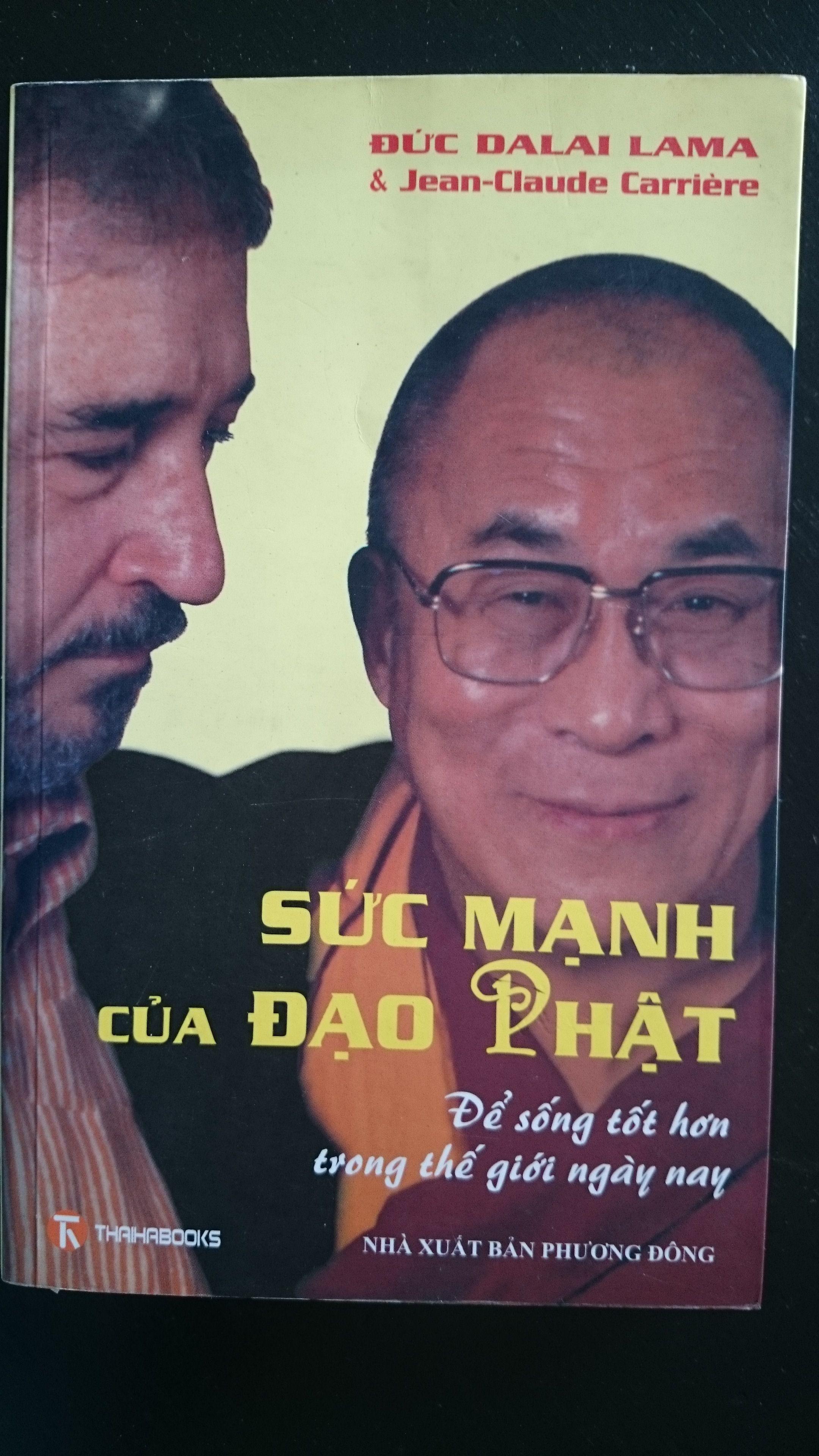 Sức mạnh của phật giáo để sống tốt hơn trong thế giới này - Đức Daila Lama