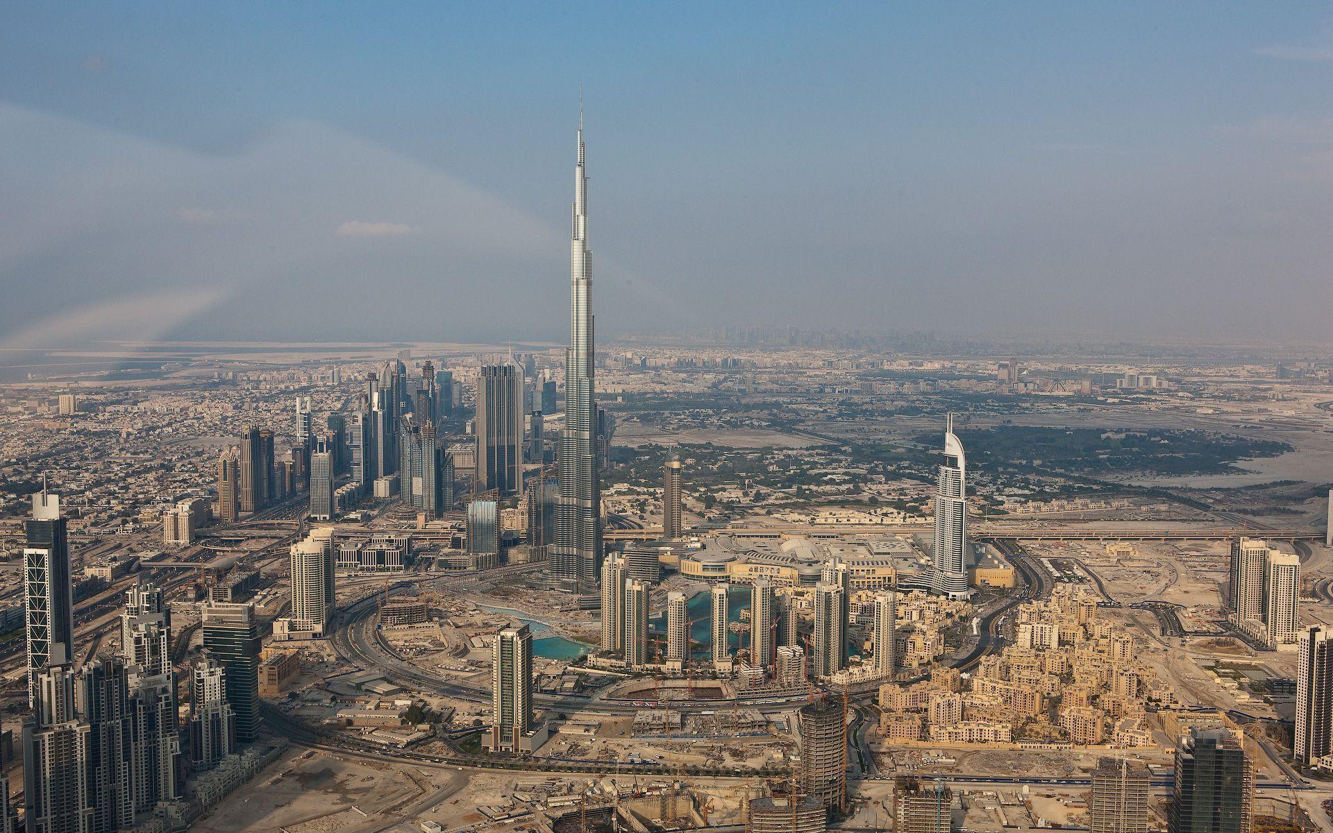 Burj Khalifa Tower In Dubai Dubai City Khalifa Dubai Burj Khalifa