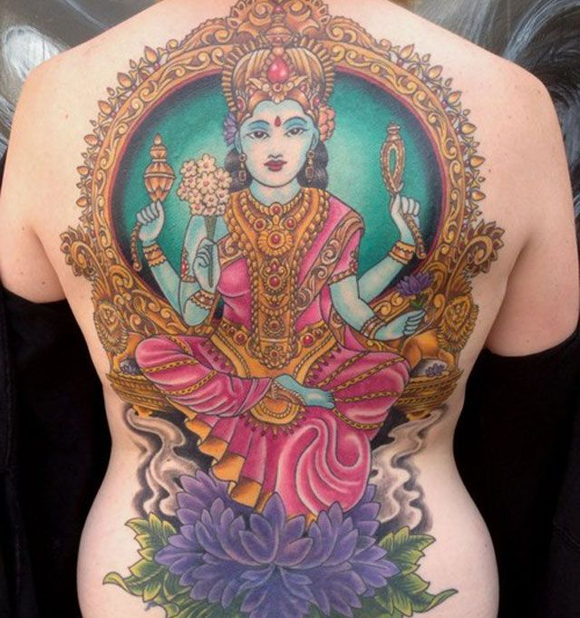 55 Incredible Indian Tattoo Designs Meanings: Pin For Women Over 50 Casual