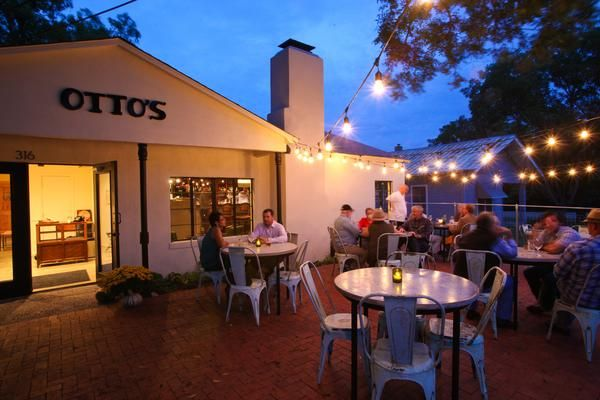 Otto S German Bistro Fredericksburg Texas Fredericksburg Tx Restaurants Fredericksburg