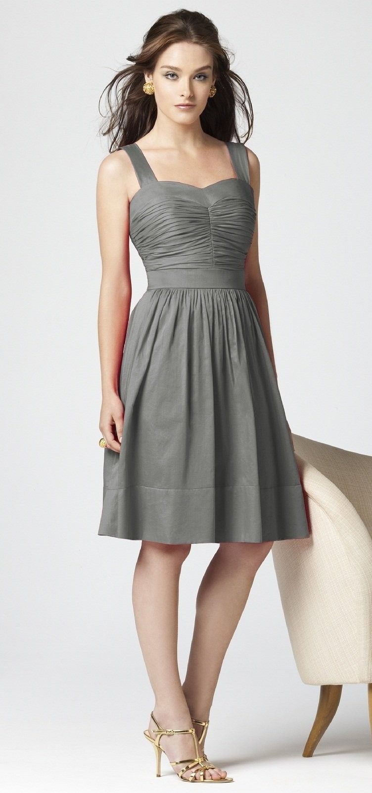 51ccc81fbf98f Bridesmaid dress option  Love the simplicity of this.