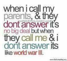 On her fb...lol. so true.